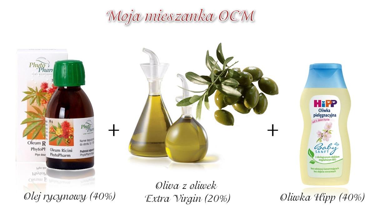 Oczyszczanie skóry olejami - OCM (Oil Cleansing Method)