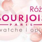 Róże Bourjois – swatche i opisy