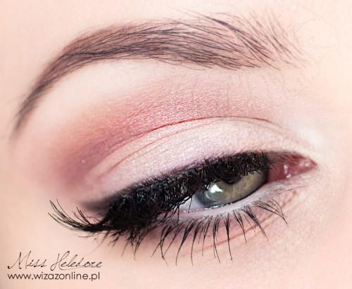 Delikatny makijaż dzienny - idealny na wiosnę! Wizaż: Monika Mitraszewska