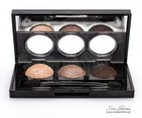 IsaDora Eye Shadow Trio 81 Cool-Browns