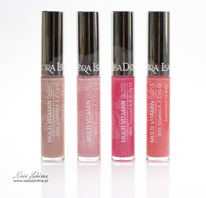 IsaDora Multi Vitamin- Gloss