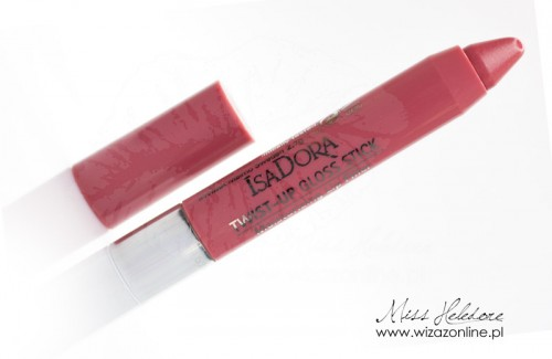 IsaDora Twist-Up Lip Gloss 10 Lovely Lavender