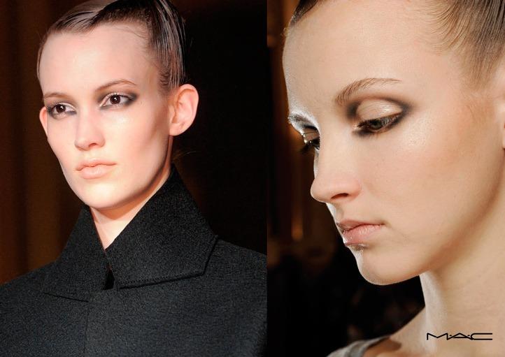 Amaya Arzuaga FW 2013 makeup