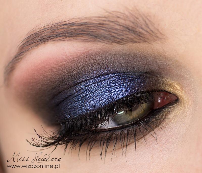 Makijaż z wybiegów: Jeremy Scott Spring 2013