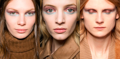MaxMara Fall 2013 Backstage