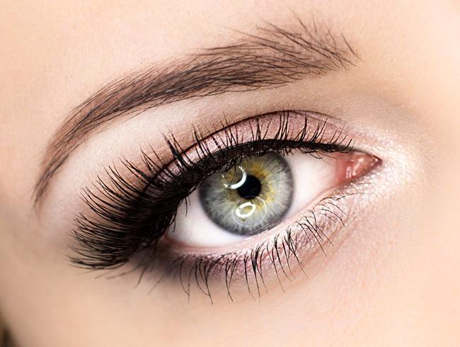 Makijaż powiększający oczy jest gotowy!