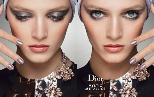 Dior - Fall 2013 - Mystic Metallics