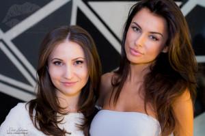 Monika Mitraszewska i Natalia Siwiec