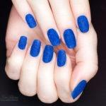 Manicure: Velvet Nails