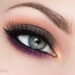 Makijaż smoky eye na lato