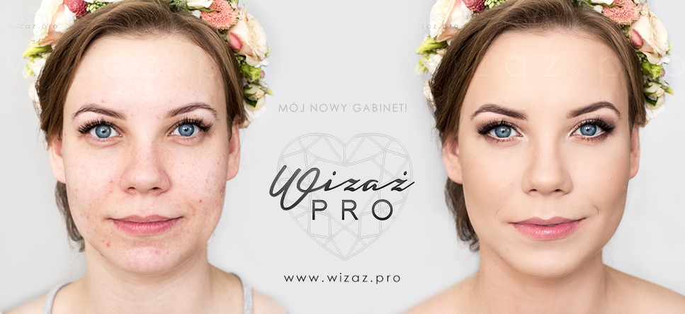 Wizaż PRO - otwieram własny gabinet makijażu!
